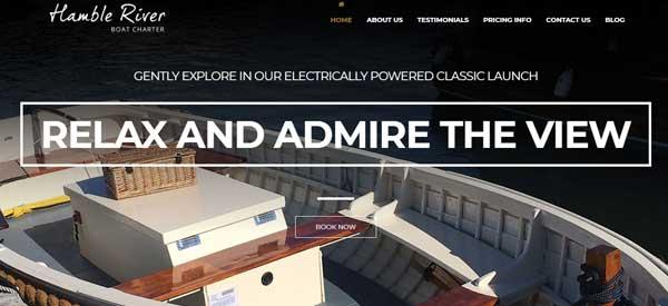 Hamble_Riverboat_Charter_website